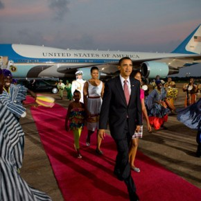 Obama, vu del'Afrique